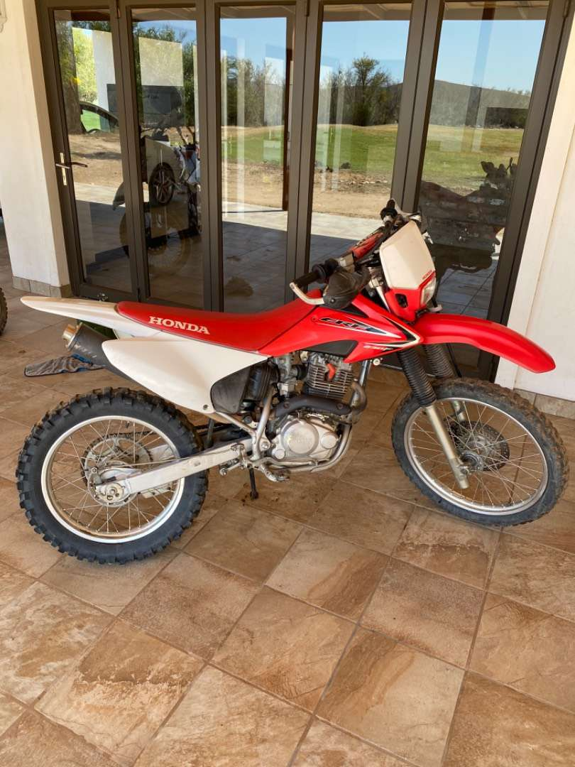 Still stock standard 2012 honda crf 230 0