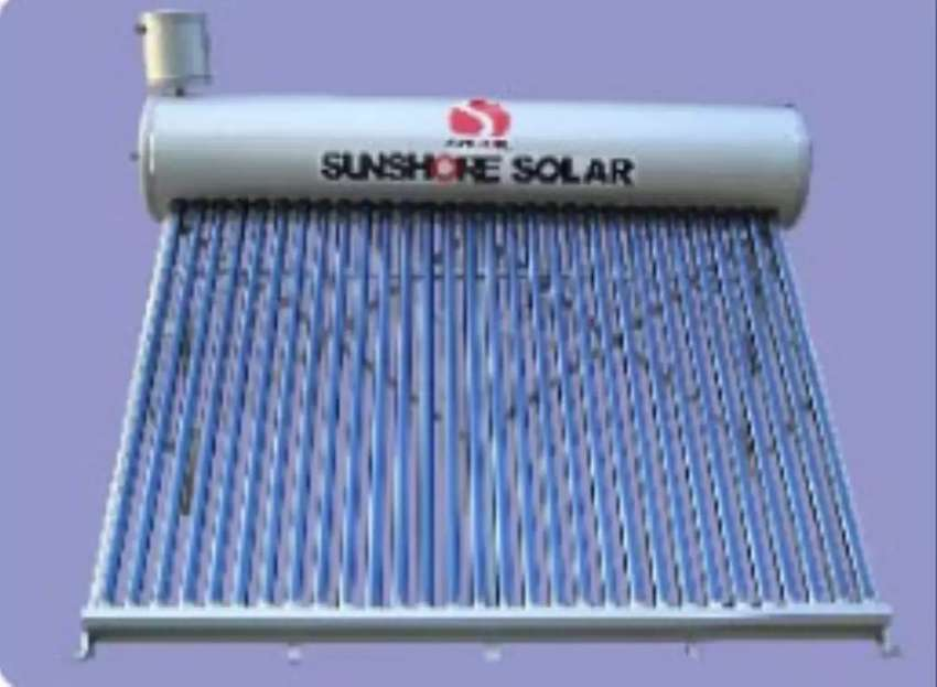Solar Water Heaters 100Ltrs available at a very good price of 1.8m 0