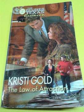 The Law of Attraction - Kristi Gold.