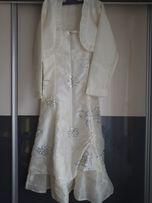 Sukienka wizytowa. Komunia .chrzest wesele
