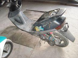 Скутер Honda Dio AF28 разборка (много тюнинга)