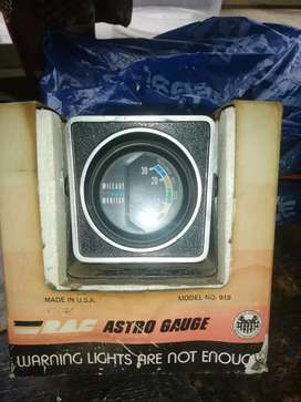 ASTRO Guage Never Been Used Still In Original packaging
