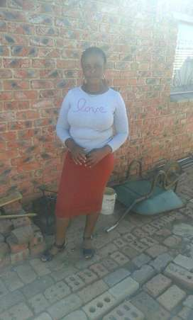Lesotho maid/nanny with 8 years exp needs stay in or out work
