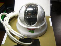 Купольная цветная камера Partizan CDM-236SM.