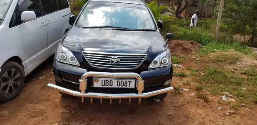 Toyota harrier in perfect condition 0
