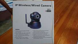 Indoor Security IP Wireless/ Wired Camera Camera