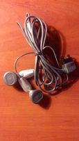 Оригинальные наушники на Sony Ericsson