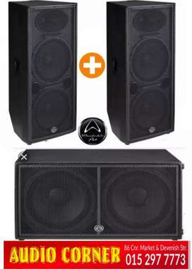 Wharfdale Speaker Madness Reduced