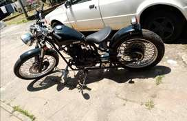 2018 CLEVELAND HESIT BOBBER LADY OWNED/SWOP OR TRADE IN