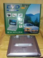 Продам Portable DVD/mp4+USB+TV-video/SONY MP3-player THD-9280