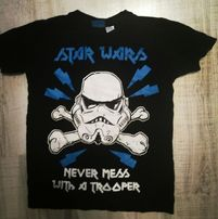 Star wars t-shirt 110/116