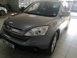 2008 MODEL HONDA CR-V 2.2 Engine Capacity Manual