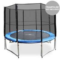 Image of New Trampoline Safety Net