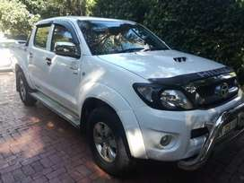 2009 toyota hilux 3.0 d4d 4x4 for sale