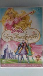 Bajka Barbie trzy muszkieterki