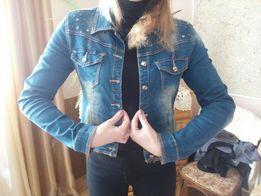 Куртка джинсова / піджак джинсовий
