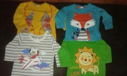 Koszulki,bluzeczki długi rękaw