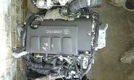 Opel Astra 1.4T A14NET engine for sale