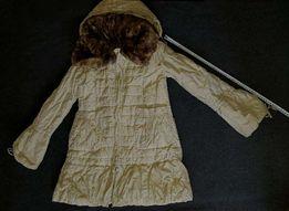 Пальто (куртка) зимнее, sonia fortuna, италия, оригинал