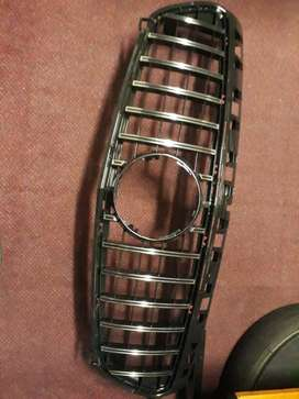 Brand new grille