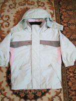 Добротна термо куртка. 128см.