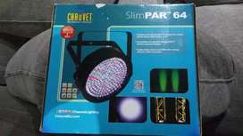 Slim par 64 chauvet stage light