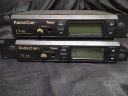 Радиостанция базовая Telex TT-16. 16-канальная система радиосвязи.
