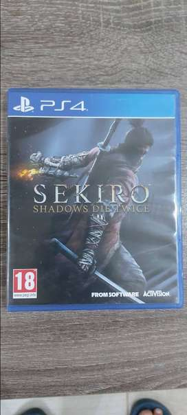 Sekiro - PS4 game for sale
