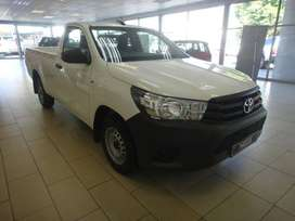 Toyota Hilux 2.0 VVTi S Single