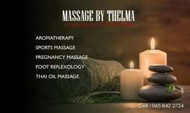Mobile  Massage by Thelma