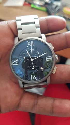 Jewelry wrist watch