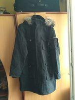 мужская зимняя парка/куртка