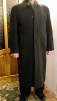 Мужское новое пальто