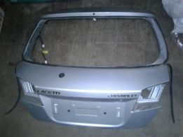 Задняя крышка багажника Ляда для Chevrolet Lacetti (лачетти) Разборка