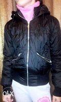 Спортивная куртка под Adidas,р.S