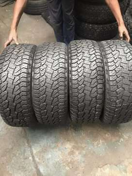 4 × 255 / 55 / 19 Hankook tyres for sale