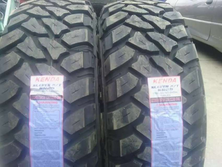31/10.50r15LT Kenda MT Tyre's is made in China 0