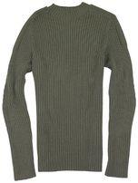HUGO BOSS ORANGE Męski wełniany sweter