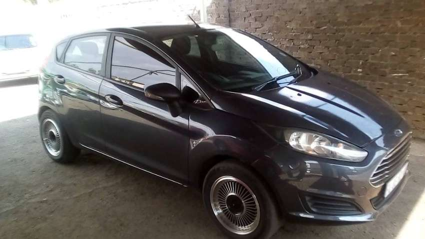 2016 Ford Fiesta 1.4 In A Very Good Condition 0