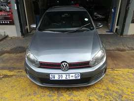 GOLF 6GTI FOR SALE AT VERY GOOD PRICE MANUAL