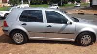 Image of 2002 Golf 4 1.6 for sale