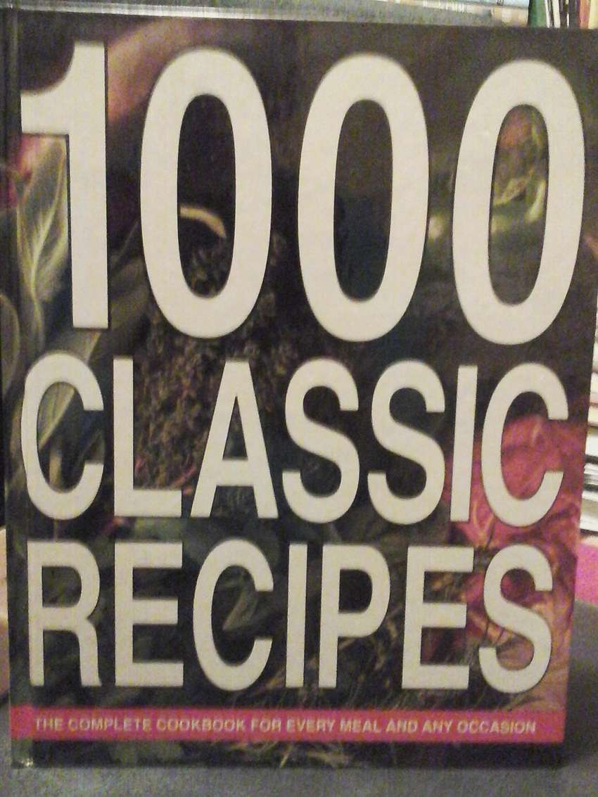 1000 classic recipes 0