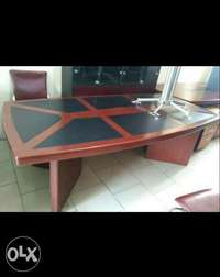Quality conference table by 8 0