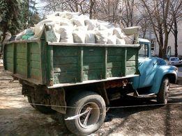 Вывоз строительного мусора Камаз, Зил, Газель