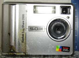 Kodak EasyShare C530 - for Spares or Repairs only!