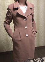 Пальто классическое ,кашемир