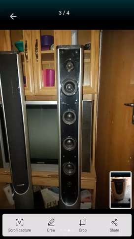 Samsung surround sound speakers