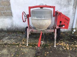 Betoniarka spalinowa od 250L silnik hondy