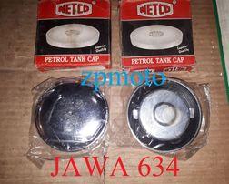 Крышка бензобака JAWA Ява 12 В 638 6 В 634 (без ключа) 1 шт.