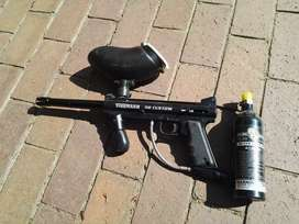 Tippmann 98 Custom Paintball Self Defense Defence